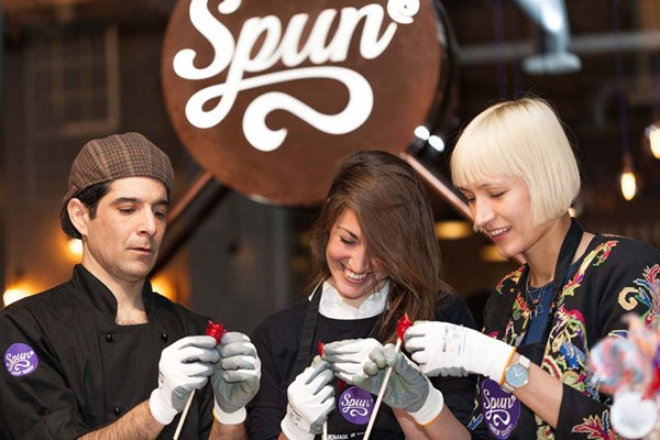 Candy Flower Making Masterclass for One at Spun Candy