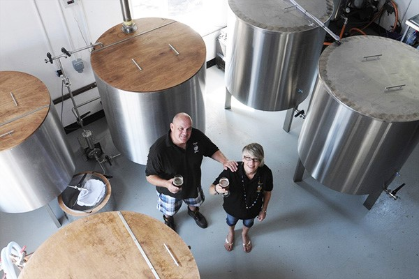 Super Premium Brewery Tour for Two at Kissingate Brewery