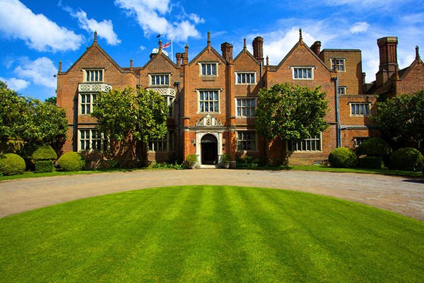7 Course Michelin Tasting Menu and Overnight Stay for Two at Great Fosters Hotel