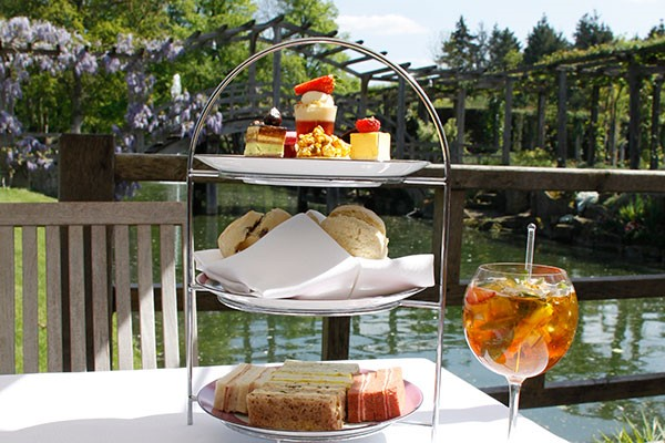 Traditional Afternoon Tea for Two at Great Fosters Hotel