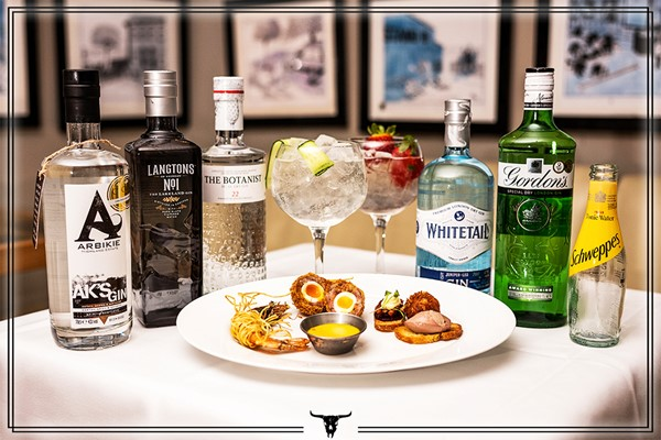 Gin Masterclass For Two At London Steakhouse Chelsea