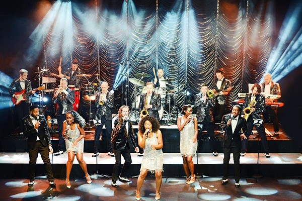 Three Course Dinner with Drinks and Motown Performance for Two in London
