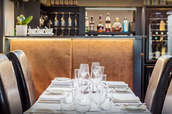 Four Courses Dinner for Two with Prosecco at Friends Restaurant