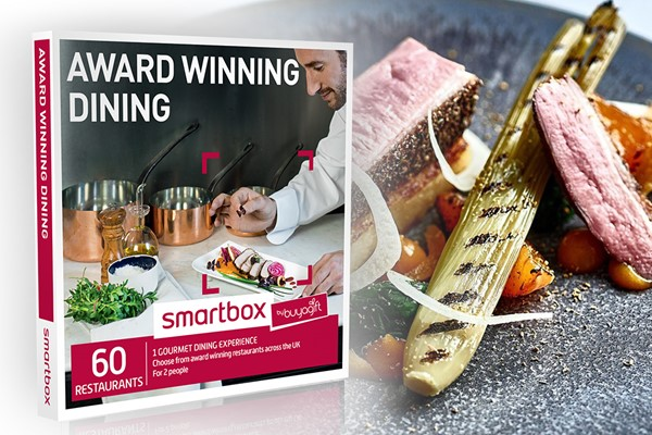 Award Winning Dining Experience Box
