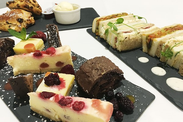 Afternoon Tea with Prosecco for Two at Best Western Rockingham Forest Hotel