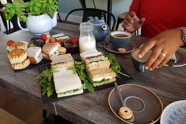 Bottomless Afternoon Tea for Two at Pauls Kitchen