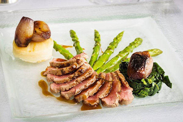 Four Course Meal for Two at Northcote Manor Hotel