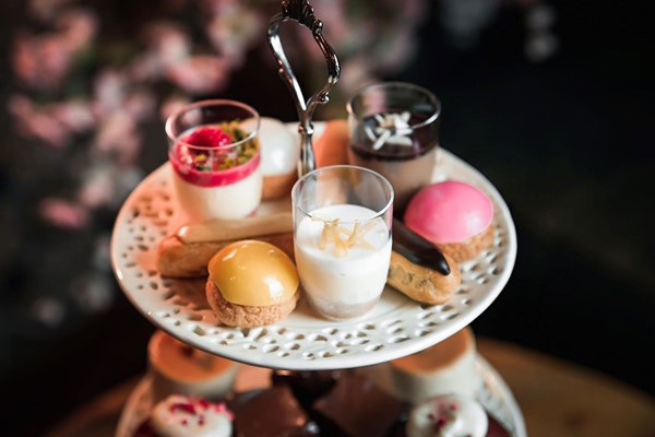 Cocktail Masterclass with Afternoon Tea for Two at MAP Maison