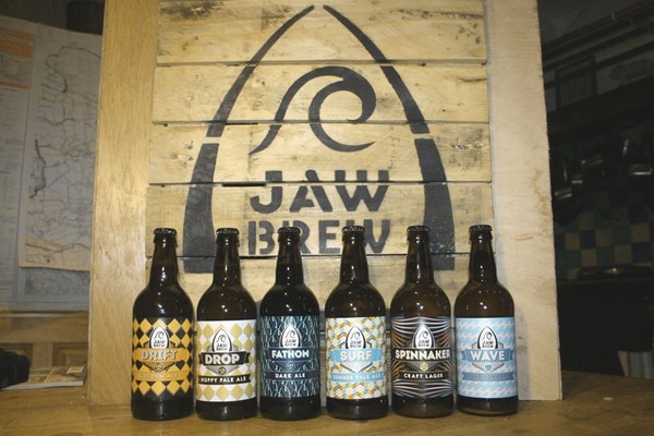 Beer Tasting for Two at Jaw Brew