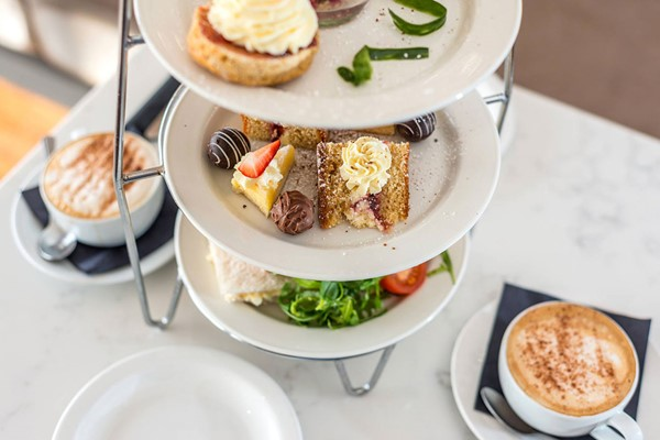 Afternoon Tea with Prosecco for Two at The Lindum Hotel