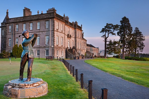Overnight Stay With Three Course Dinner For Two At Dalmahoy Hotel And Country Club