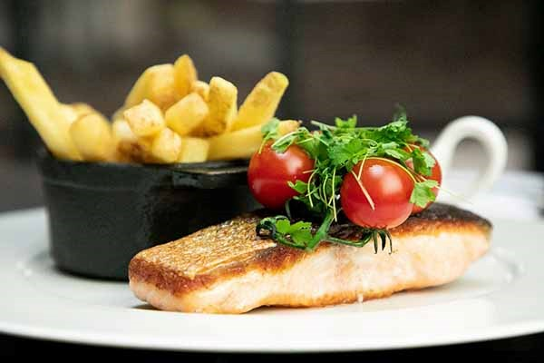 Three Course Meal for Two at Mr White's English Chophouse