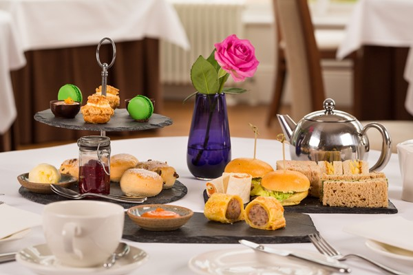 Afternoon Tea for Two at Fishmore Hall