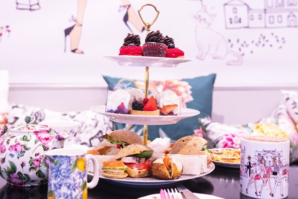Buy Traditional Afternoon Tea for Two at B Bakery Bath