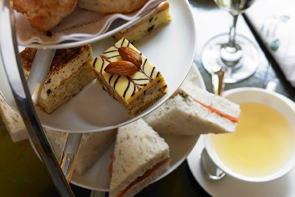 Bottomless Afternoon Tea for Two at Hilton London Westminster