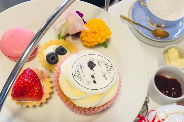 Bottomless Afternoon Tea For Two At Tara Leigh Afternoon Tea