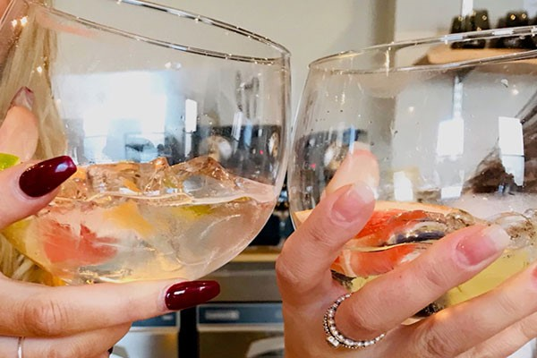 Ultimate Gin Masterclass with Michelin Star Lunch for Two at Gin Britannia