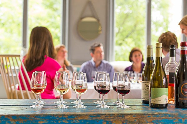 Introduction to Wine Tasting Evening for Two