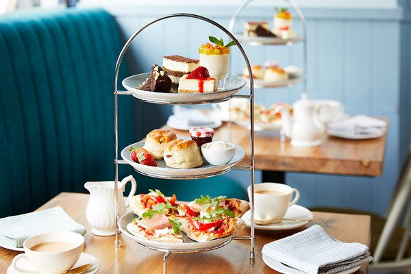 Italian Themed Afternoon Tea For Two At Bella Italia