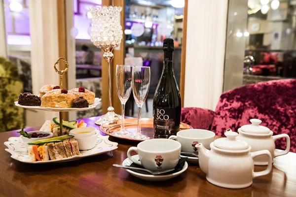 Bottomless Afternoon Tea for Two at Harry's Bar & Cafe
