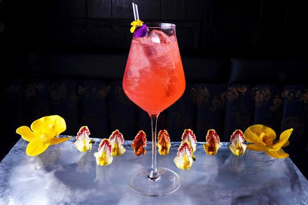 Cocktail Masterclass For Two at Buddha-Bar, Knightsbridge