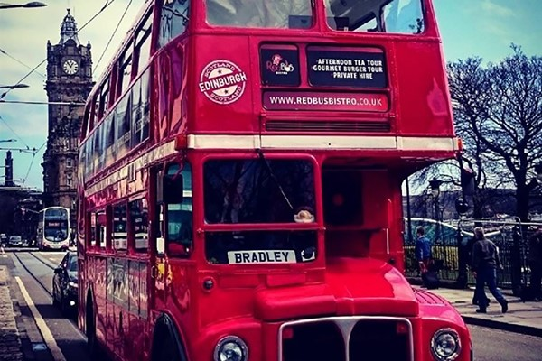 Harry Potter Themed Afternoon Tea Bus Tour for Two