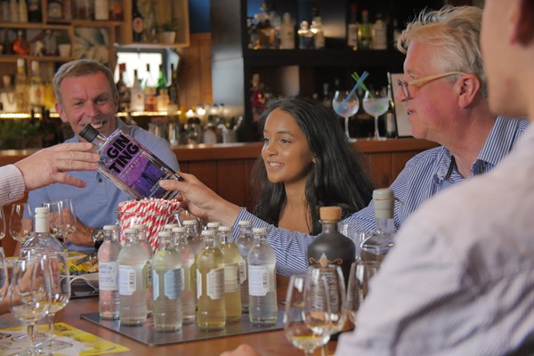 Gin Masterclass Session for Two at Gin Jamboree