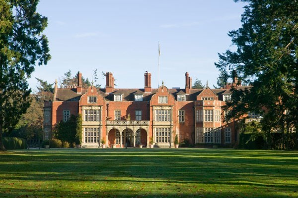 Three Course Dinner for Two at Tylney Hall