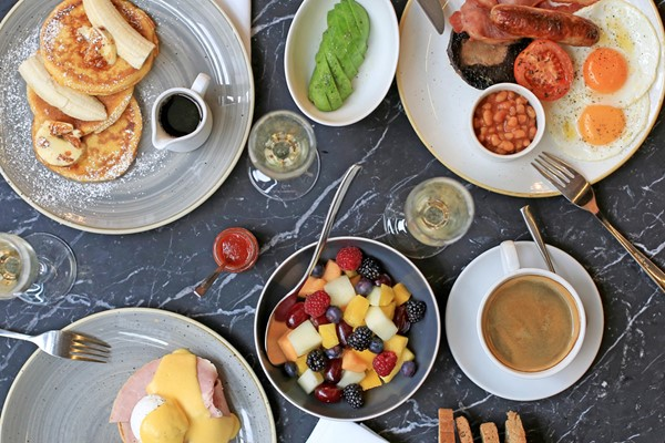 Two Course Brunch for Two at Gordon Ramsay's Heddon Street Kitchen