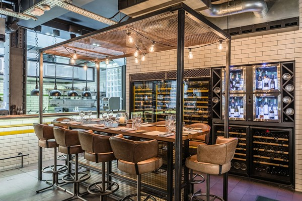 Buy Kitchen Table Experience for Four at Gordon Ramsay's Heddon Street Kitchen