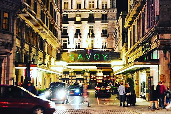 Three Course Pre Theatre Dinner For Two At Gordon Ramsay's Savoy Grill, London