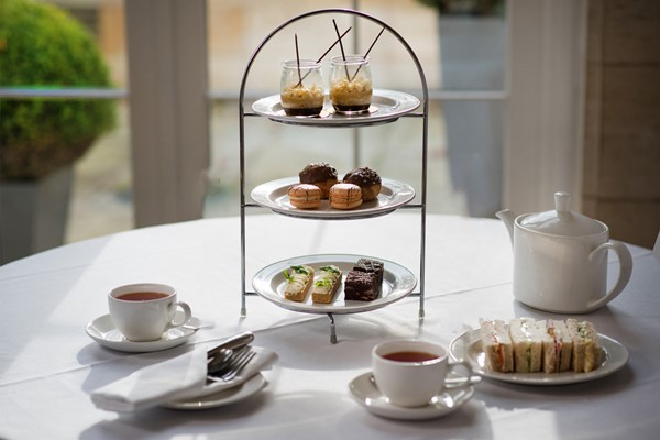 Afternoon Tea for Two at Rudding Park, Yorkshire