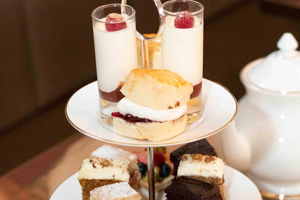 Afternoon Tea and Entry to The Painted Hall for Two