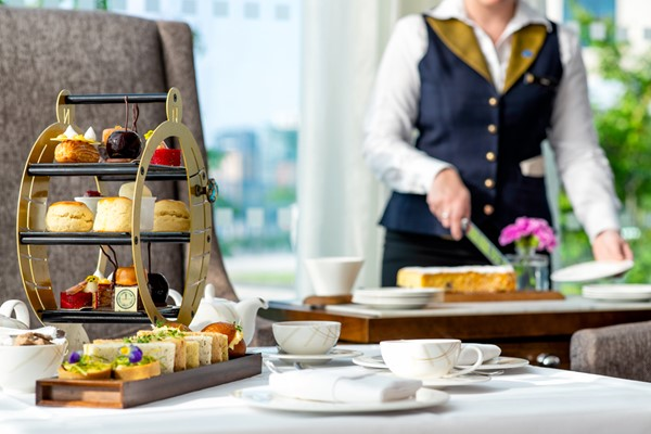 Afternoon Tea for Two at InterContinental London - The O2