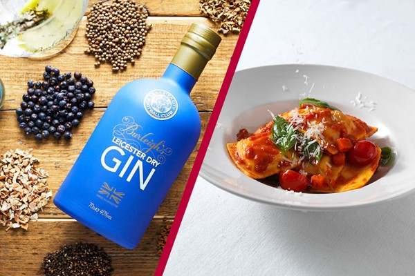 Gin Masterclass at 45 Gin School and Three Course Meal with a Glass of Wine at Prezzo for Two