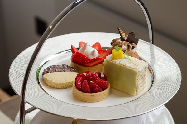 Afternoon Tea for Two at The Athenaeum – Special Offer