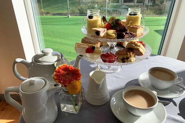 Afternoon Tea for Two at Old Walls Vineyard