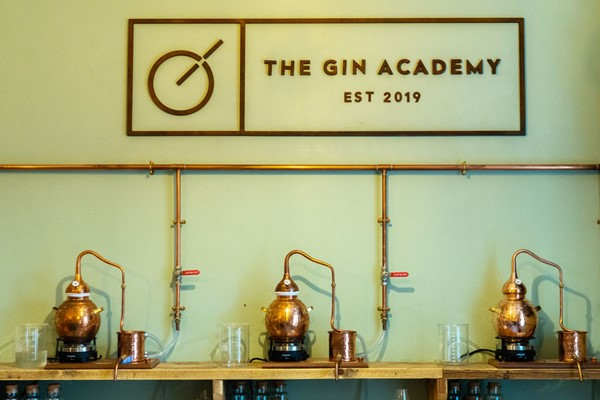 Gin Tasting and Making Experience for Two at The Gin Academy Norwich