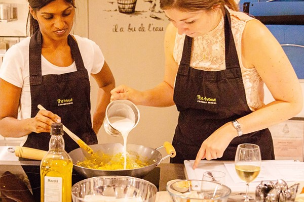 Vegan Thai Cooking Class for One at The Avenue Cookery School