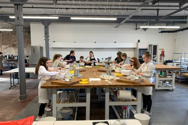 One to One Cookery Class at Saddleworth Cookery School
