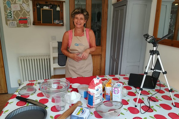 Half Day Online Baking and French Speaking Workshop for One