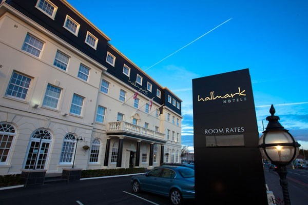 One Night Break for Two at Hallmark Hotel Croydon