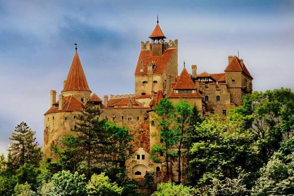 Four Night Dracula's Castle Adventure in Romania