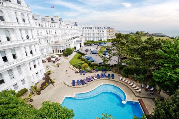 Two Night Romantic Break at The Grand Hotel - Special Offer