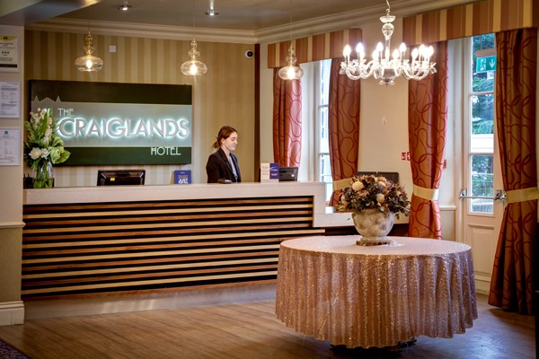 One Night Break at the Craiglands Hotel