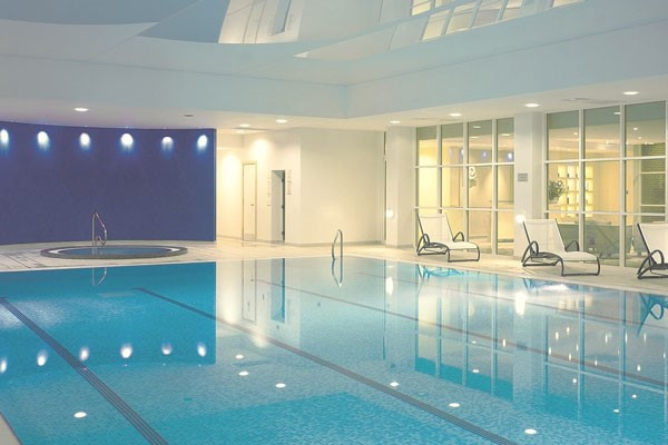 One Night Spa Break with Two Treatments for Two at The Regency Park Hotel