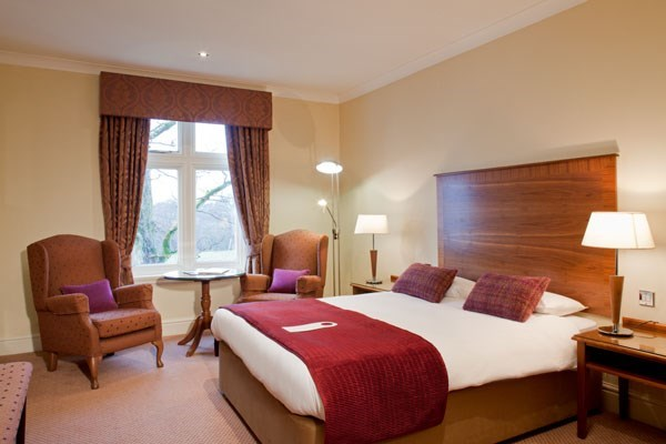 One Night Break at Mercure Blackburn Dunkenhalgh Hotel and Spa