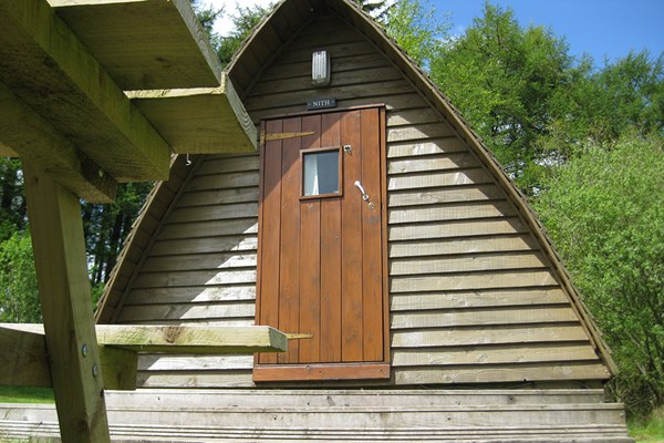 Two Night Break in a Wigwam at Gorsebank