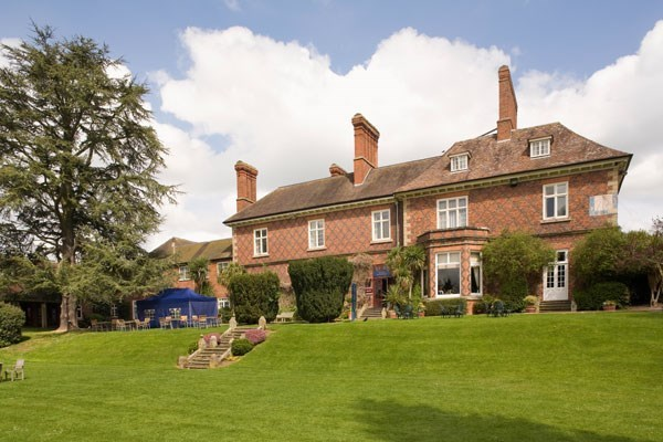 One Night Break with Dinner at Mercure Shrewsbury Albrighton Hall