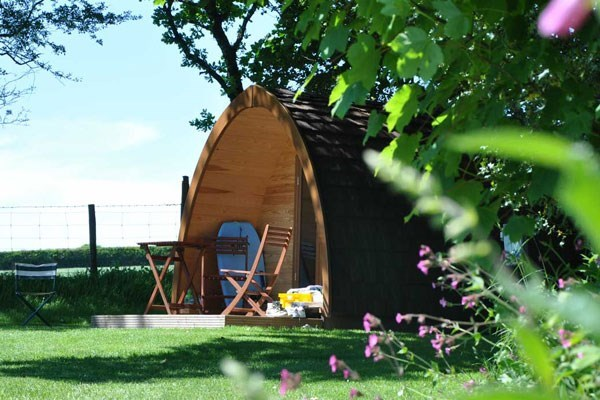 Buy One Night Glamping Break for Two